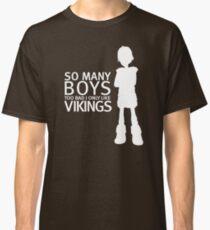 HTTYD - Viking (White Print) Classic T-Shirt