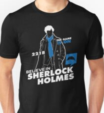 Believe in the best Detective T-Shirt