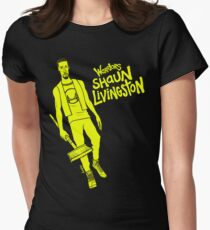 Livingston - Warriors Women's Fitted T-Shirt