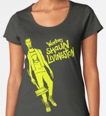 Livingston - Warriors Women's Premium T-Shirt
