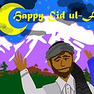 Happy Eid ul-Fitr! by Kenny Irwin