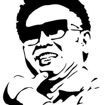 Kim Jong Un Illin' by lostsheep007