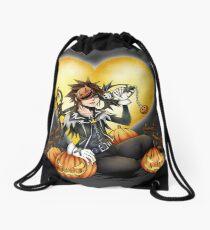 Halloween Sora Drawstring Bag