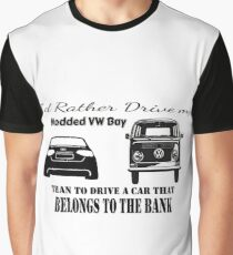 VW Modded bay Graphic T-Shirt