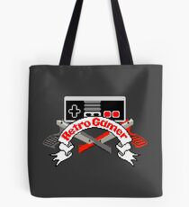 Retro Gamer Tote Bag