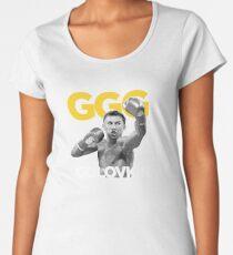 Heavy Puncher Women's Premium T-Shirt