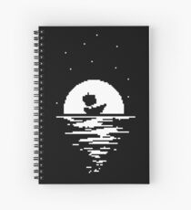 Stationery - Sail With Me Spiral Notebook