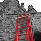 The Phone Booth  by D-GaP