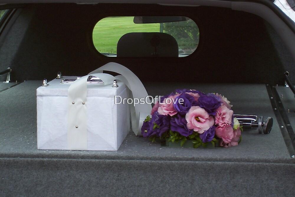 Funeral casket by DropsOfLove