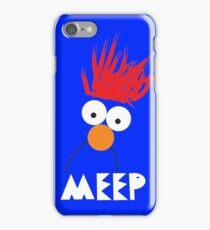 Beaker MEEP iPhone Case/Skin