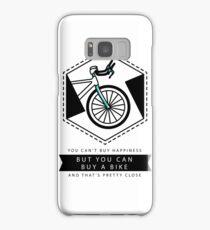 Bike Happiness Samsung Galaxy Case/Skin