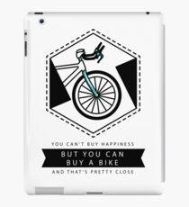 Bike Happiness iPad Case/Skin