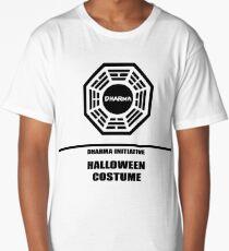 Dharma Initiative Halloween Costume Long T-Shirt