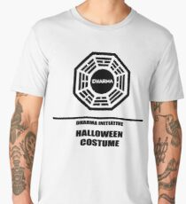 Dharma Initiative Halloween Costume Men's Premium T-Shirt
