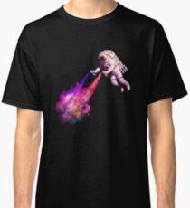 Shooting Stars - der Astronautenkünstler Classic T-Shirt