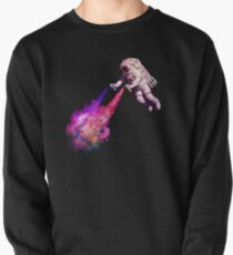 Shooting Stars - the astronaut artist Pullover