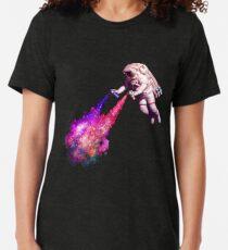 Camiseta de tejido mixto Shooting Stars - the astronaut artist