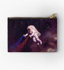 Shooting Stars - the astronaut artist Studio Pouch