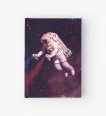 Shooting Stars - der Astronautenkünstler Notizbuch
