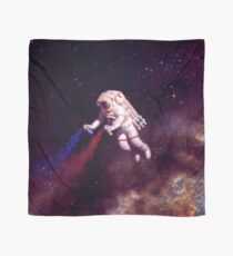 Shooting Stars - the astronaut artist Scarf