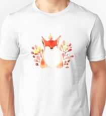 Fox in Autumn T-Shirt