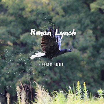 Ronan Lynch - Dream thief by bookbrd