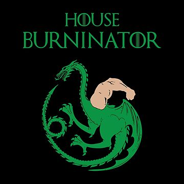 House Burninator by Thromgard