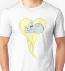 Heart Of Derpy Unisex T-Shirt