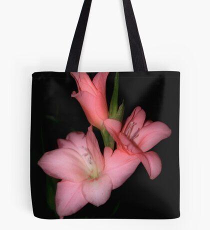 More Pink Flowers Tote Bag