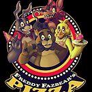 Welcome To Freddy Fazbear's Pizza! by qlaxx