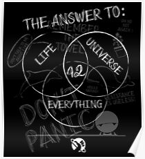 the answer is... Poster
