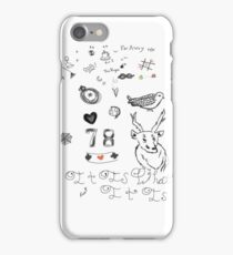 Louis Tattoos iPhone Case/Skin
