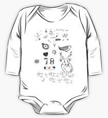 Louis Tattoos Kids Clothes