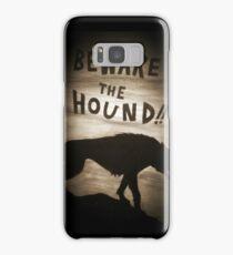 Sherlock Beware the Hound Samsung Galaxy Case/Skin