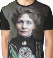 Emmeline Pankhurst - 1910 Graphic T-Shirt