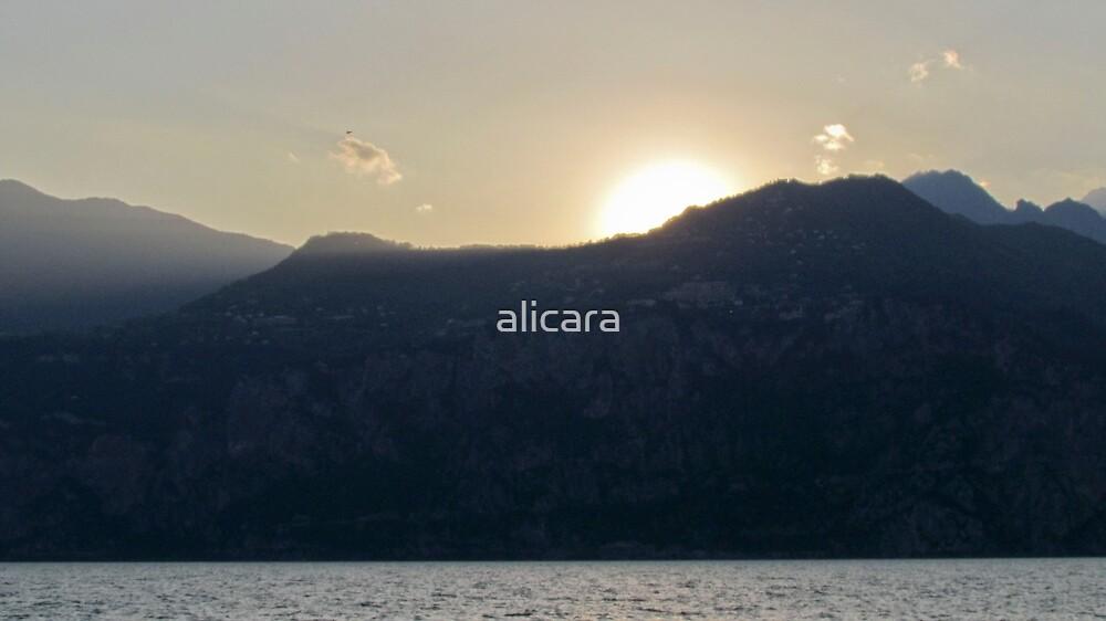 Sunset by alicara