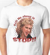 Grease - Tell Me About It Stud. - Olivia Newton-John T-Shirt