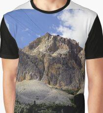 The Lagazuoi Graphic T-Shirt