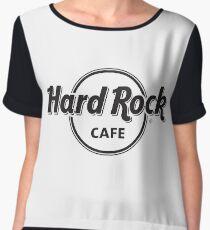 Hard Rock Women's Chiffon Top
