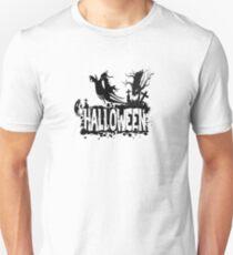 Halloween Scene - 1  T-Shirt