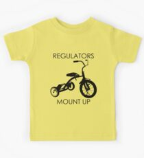 REGULATORS MOUNT UP  Kids Clothes