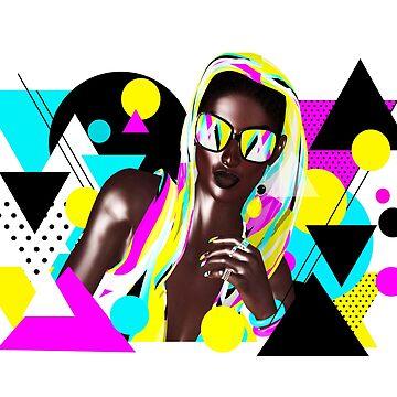 Funky Girl by TK0920