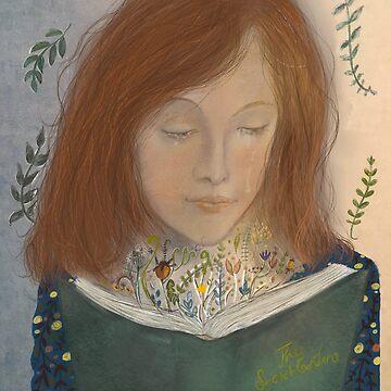 Secret Garden by yvonne-crayon