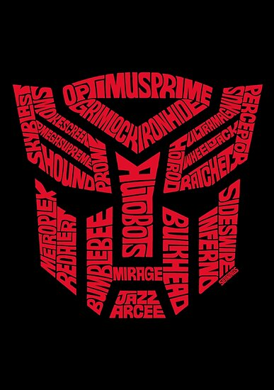 Transformers Autobots Red by seaning