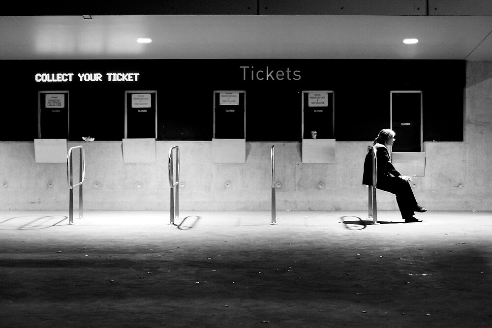 No more Tickets by John Robb
