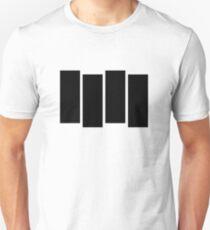 Camiseta unisex Black F