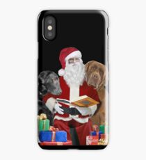 Labrador Retriever Naughty or Nice gifts and apparel iPhone Case