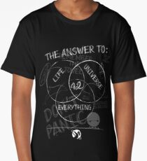 the answer is... Long T-Shirt