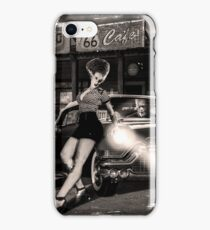 Monster Cadillac bn iPhone Case/Skin