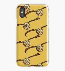 I Open At The Close Golden Pixel Snitch iPhone Case/Skin
